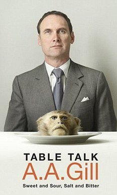 Cover of A.A.Gill book